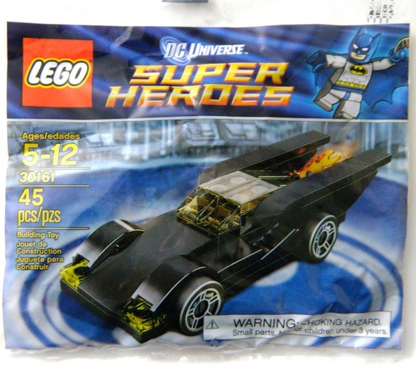 Lego Super Heroes Batmobile Two Face Chase I