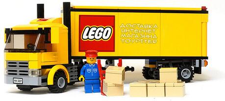 доставка лего - интернет-магазин ToyPiter.ru