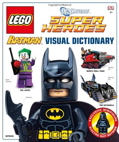 Lego 5002889 Book BATMAN: THE VISUAL DICTIONARY
