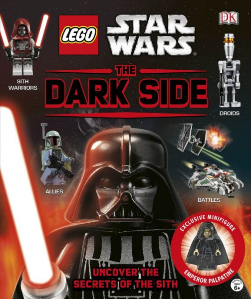 Lego 5004357 Star Wars Book The Dark Side
