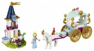 Lego 41159 Disney Princess Карета Золушки