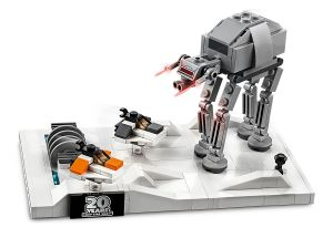 Lego 40333 Star Wars Battle of Hoth - 20th Anniversary Edition