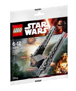 Lego 30279 Star Wars Kylo Ren's Command Shuttle