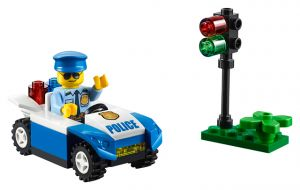 Lego 30339 Juniors Traffic Light Patrol