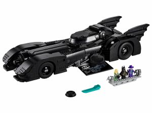 Lego 76139 Super Heroes 1989 Batmobile