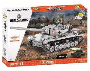 Конструктор Cobi 3037 Танк Leopard I World of Tanks