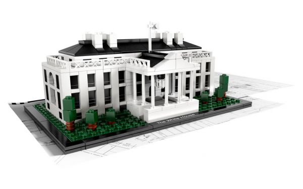 Lego 21006 Architecture Белый Дом The White House