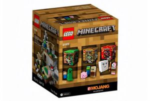 Lego 21105 Minecraft Micro World: The Village