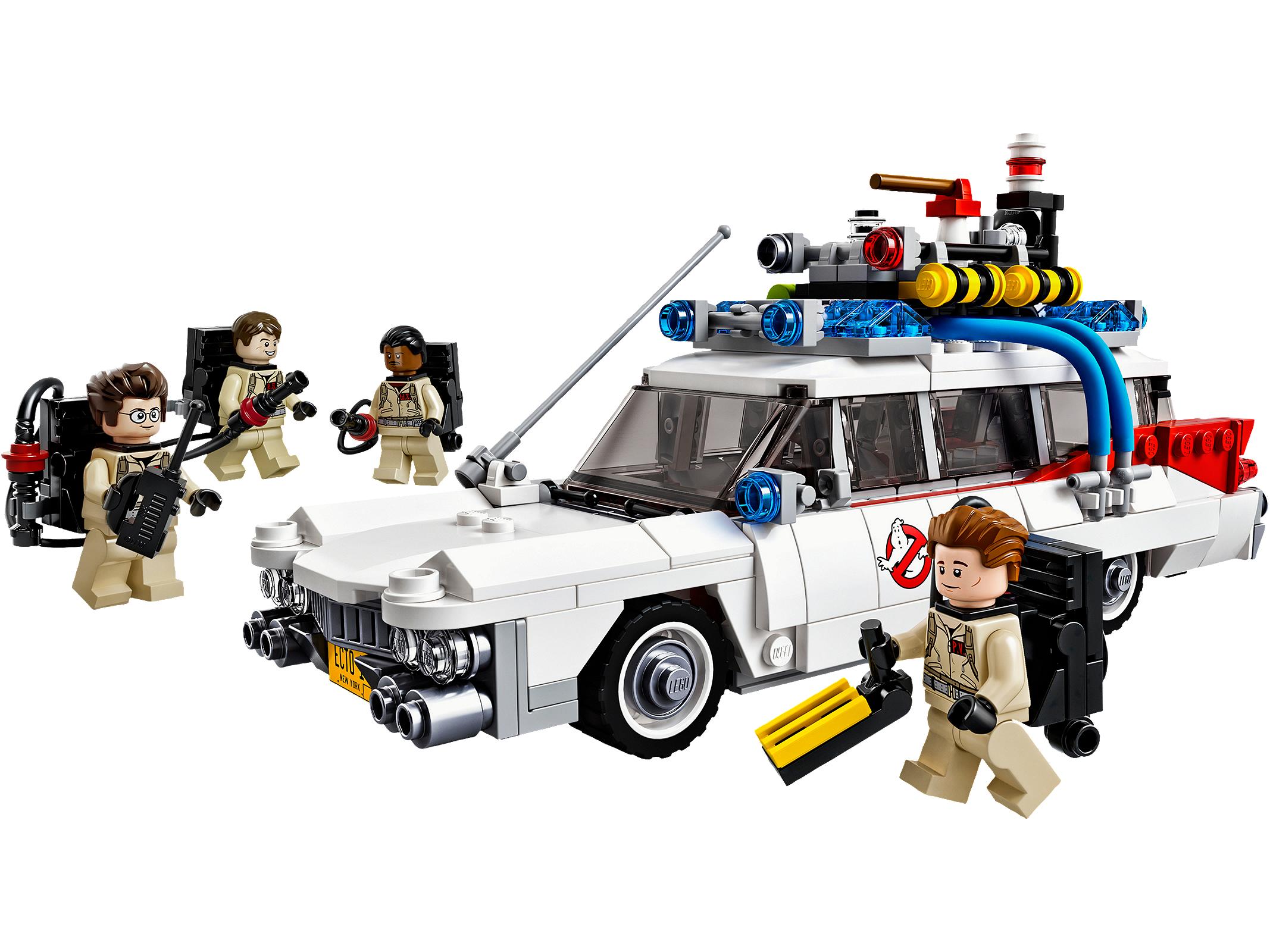 Лего охотники за привидениями