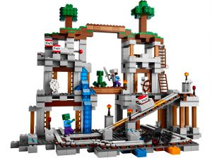 Lego 21118 Minecraft The Mine Шахта
