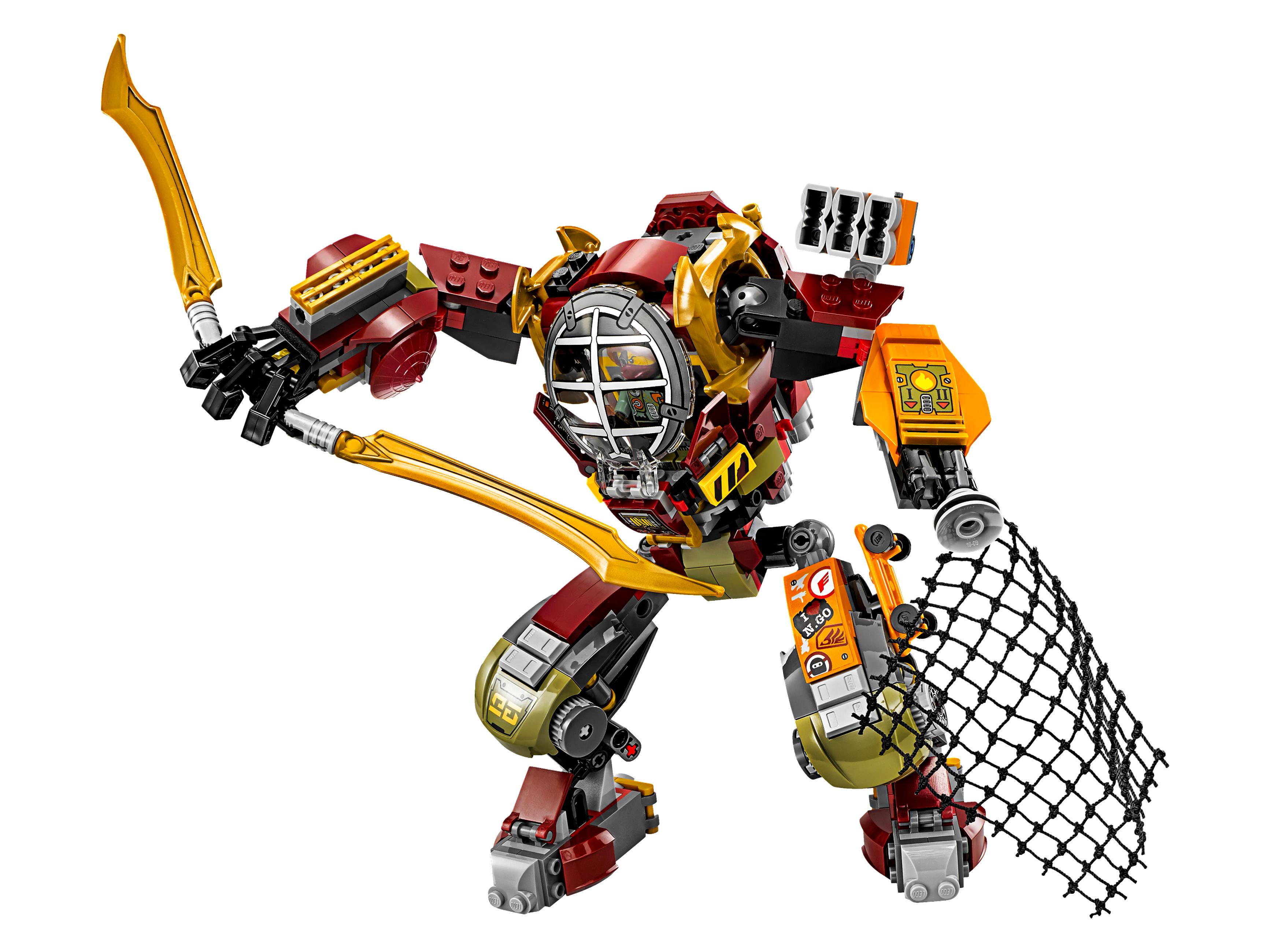 лего робот ниндзяго картинки