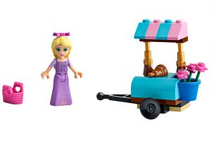 Lego 30116 Disney Princesses Рапунцель на рынке