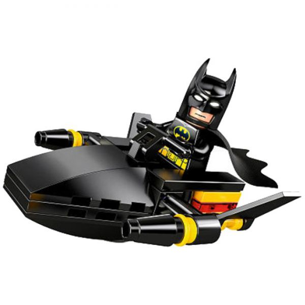Lego 30160 Super Heroes Бэтмен на катере Batman on Boat
