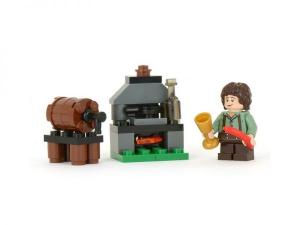 Lego 30210 Lord of the Rings Frodo with Cooking Corner