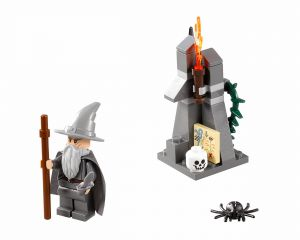 Lego 30213 Lord of the Rings Gandalf at Dol Guldur Гендальф