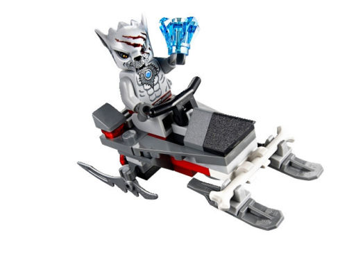 Lego 30251 Legends Of Chima Winzar's Pack Patrol Вездеход Винзара