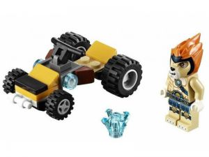 Lego 30253 Legends Of Chima Leonidas' Jungle Dragster