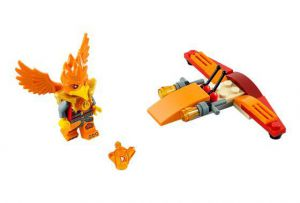 Lego 30264 Legends of Chima Frax's Phoenix Flyer