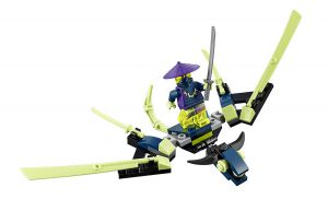 Lego 30294 NinjaGo The Cowler Dragon