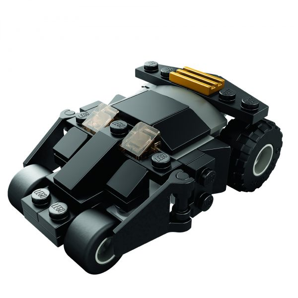 Lego 30300 Super Heroes The Batman Tumbler