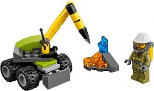 Lego 30350 City Drilling machine