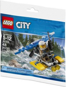 Lego 30359 City Police Water Plane