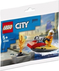 Lego 30368 City Fire Rescue Water Scooter