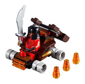 Lego 30374 Nexo Knights The Lava Slinger