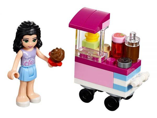 Lego 30396 Friends Cupcake Stall