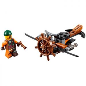 Lego 30421 NinjaGo Skybound Pirates Plane
