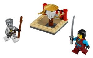 Lego 30425 NinjaGo CRU Masters' Training Grounds