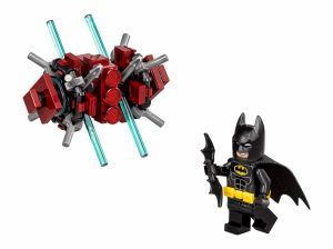Lego 30522 Batman Movie Batman in the Phantom Zone