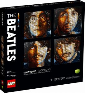Lego 31198 ART The Beatles