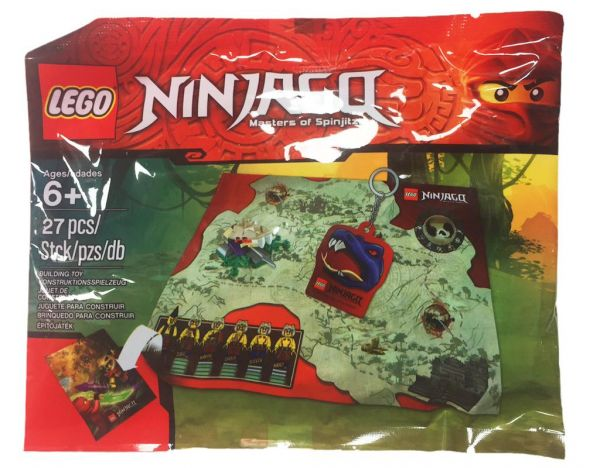 Lego 5002920 NinjaGo Accessory Pack