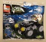 Lego 40076 Monster Fighters Zombie Car
