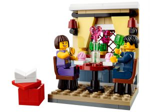 Lego 40120 Valentine's Day Dinner