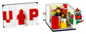 Lego 40178 Exclusive Store VIP Set