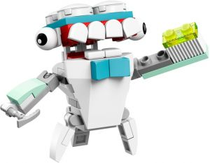 Lego 41571 Mixels Series 8 Tuth
