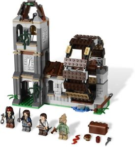 Lego 4183 Pirates of the Caribbean Мельница