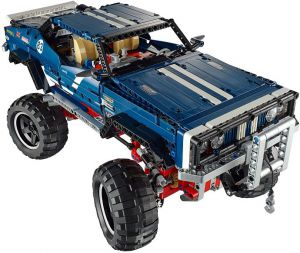 Lego 41999 Technic 4x4 Crawler Exclusive Edition
