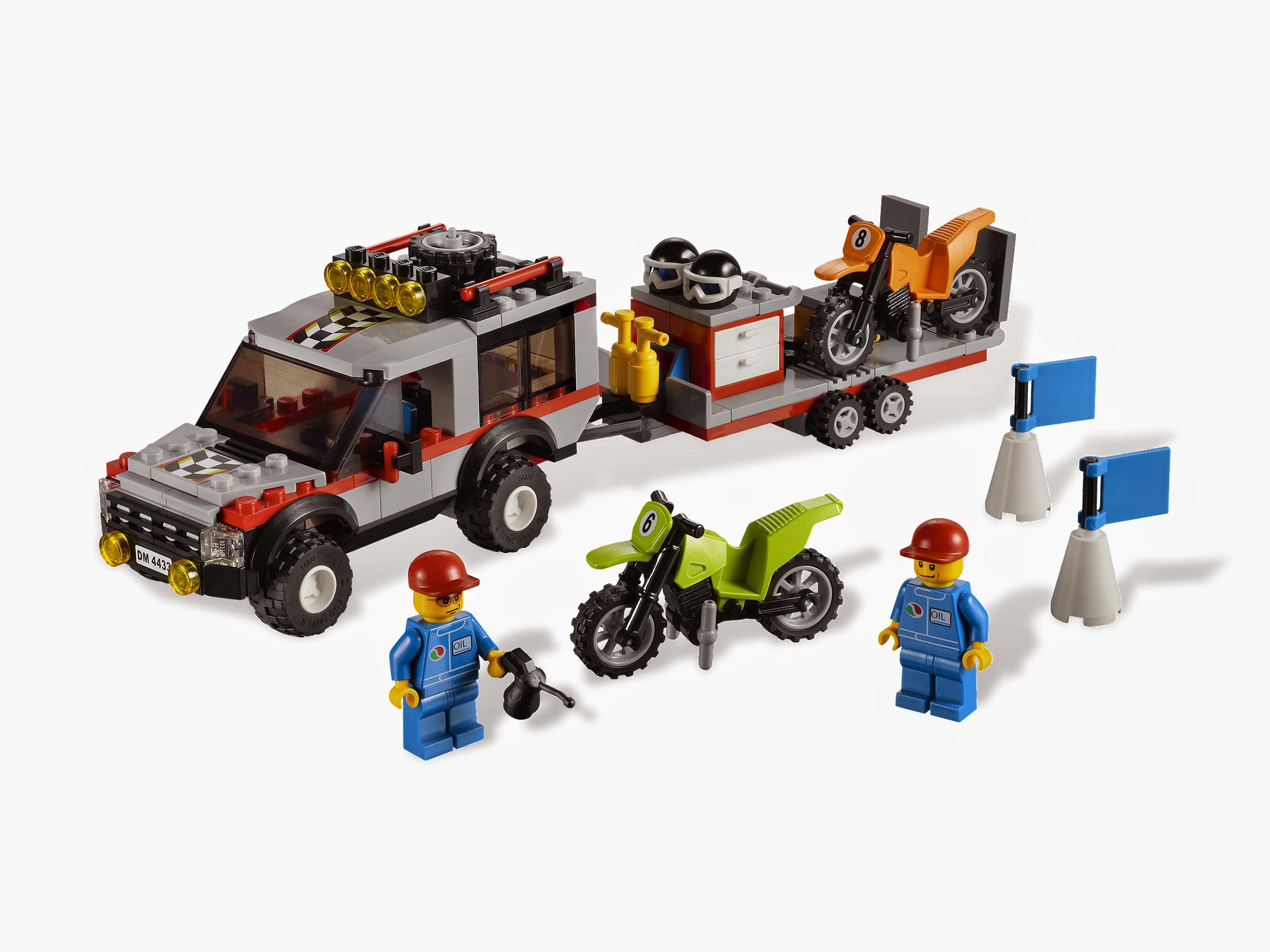 Транспортер мотоциклов лего конвейер мойка екатеринбург