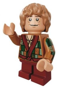 Lego 5002130 Hobbit Good Morning Bilbo Baggins