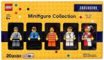 Lego 5002146 VINTAGE MINIFIGURE COLLECTION 2013 VOL. 1