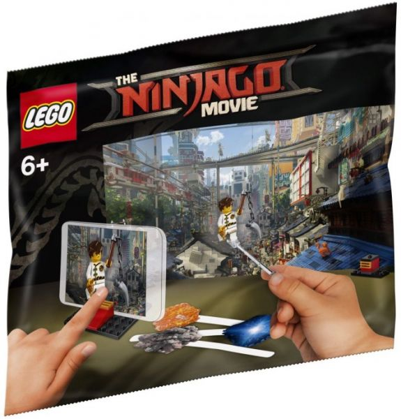 Lego 5004394 NinjaGo Movie Movie Maker