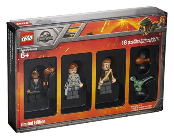 Lego 5005255 Jurassic World Minifigure Collection