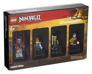 Lego 5005257 NinjaGo Minifigure Collection