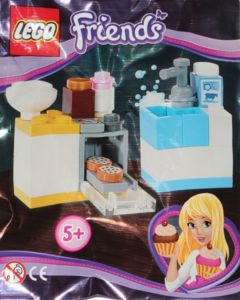 Lego 561409 Friends KITCHEN WITH OVEN