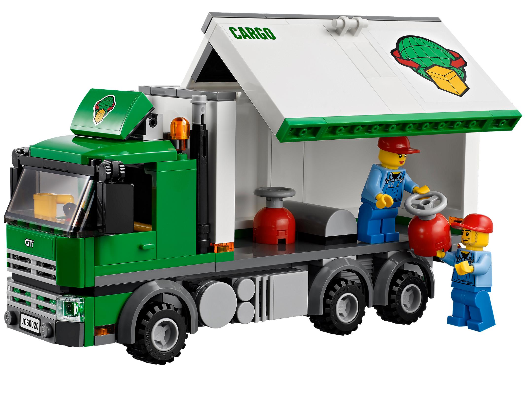 Лего картинка фура