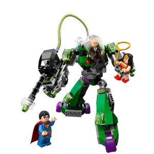 Lego 6862 Super Heroes Супермэн против Лекса Лютора Superman vs Lex Luthor