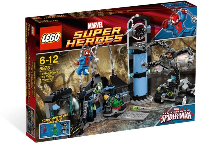 Скачать Игру Лего Человек Паук 1 - фото 5